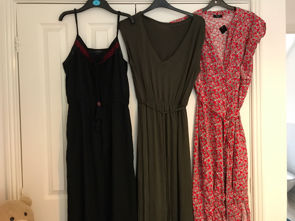 X3 Ladies Size 16 dresses