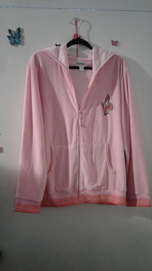 Butterfly Sweater w/hoodie
