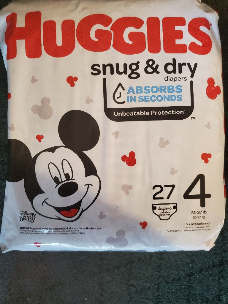 Huggies Snug&Dry Diapers
