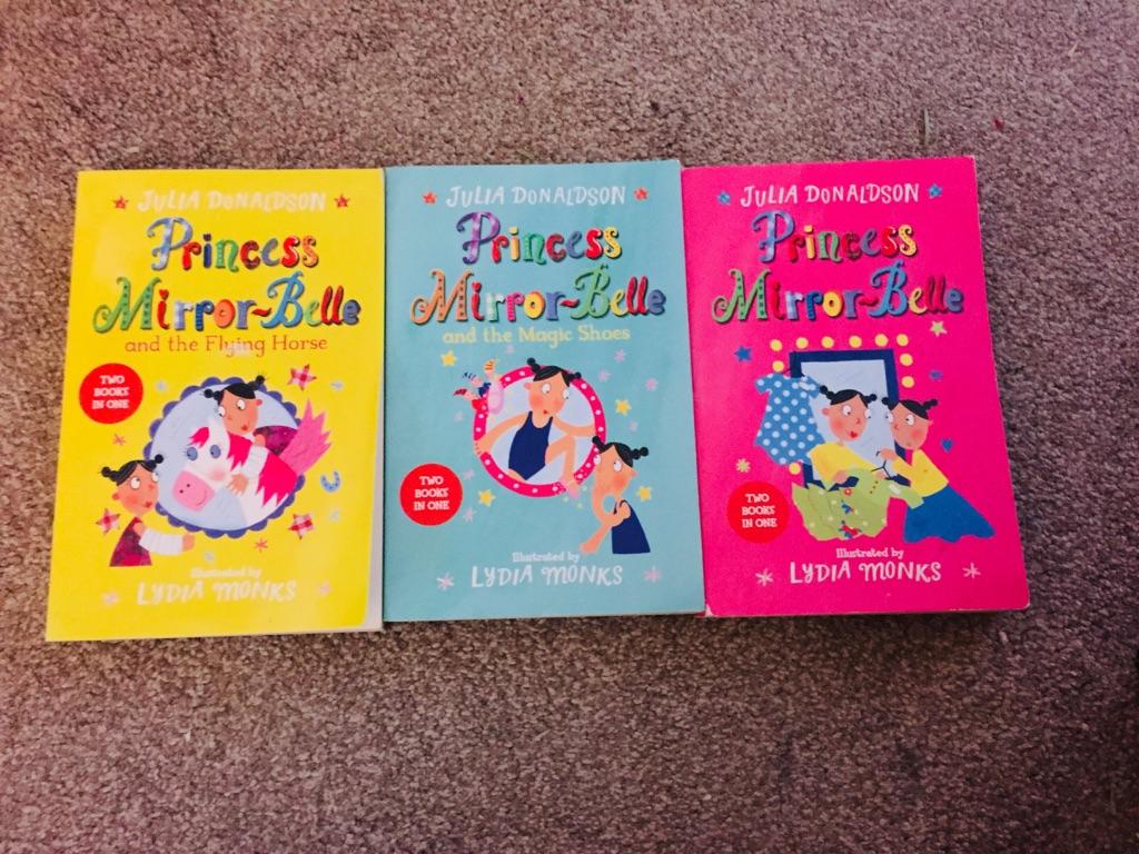 Julia Donaldson set of 3 books