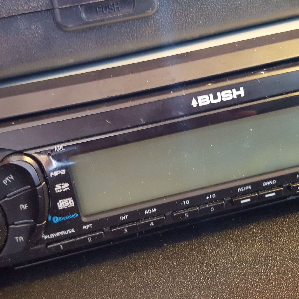 Bush car radio