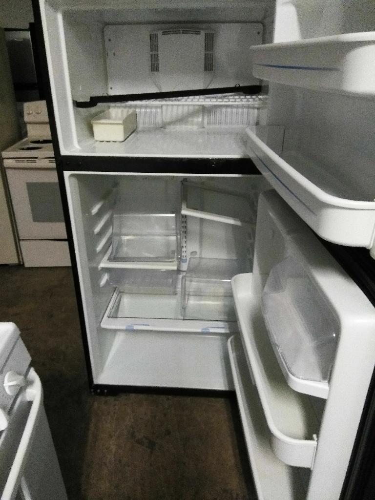 Black  ge refrigerator for sale