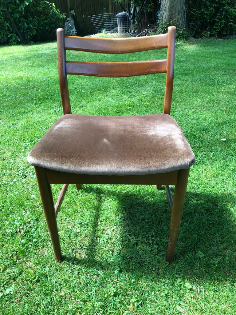 Jentique dining chairs x 4