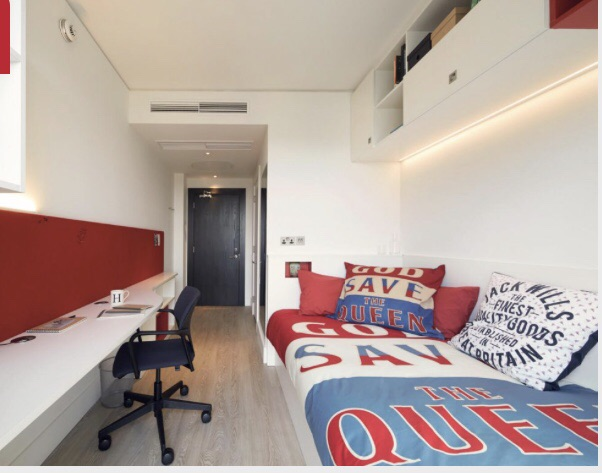 Student Double En-suite Room ZONE 1 AVAILABLE NOW