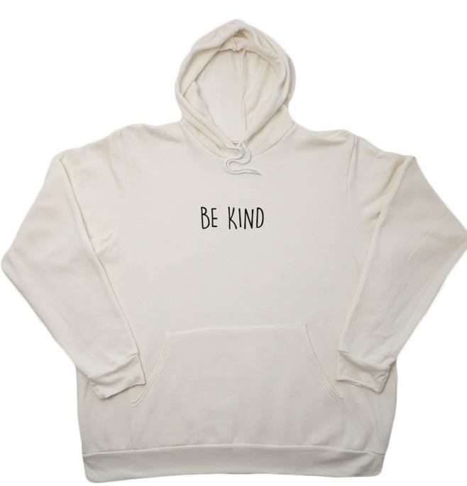 Be kind giant hoodies 15% off using my code below ⬇️