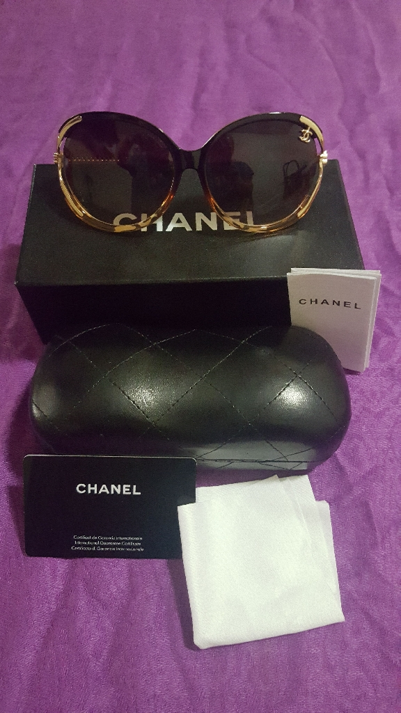 CHANNEL SUNGLASSES. $150 or best offer