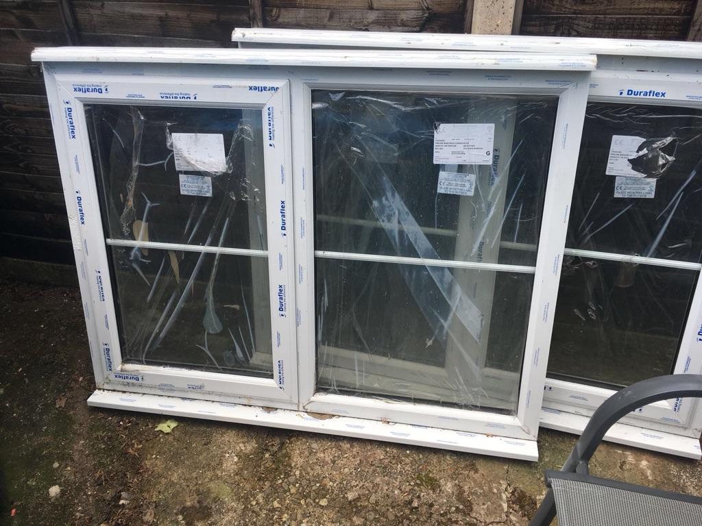 Brand new Double glazed windows