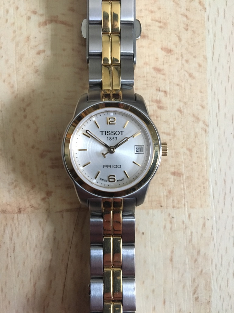 Tissot 1853 PR100 Woman's Watch