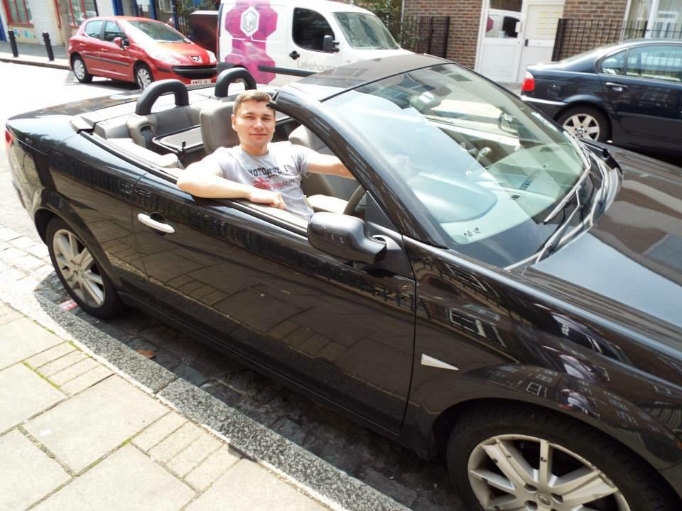 Renault cabriolet