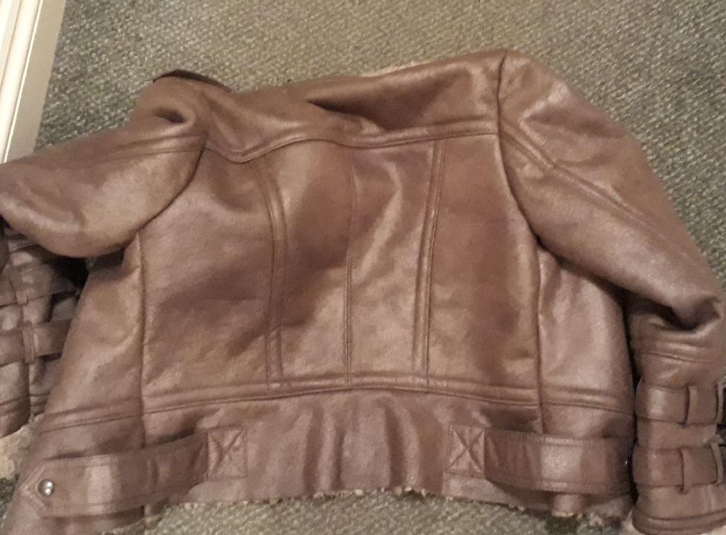 Ladies Bomber Jacket 10/12