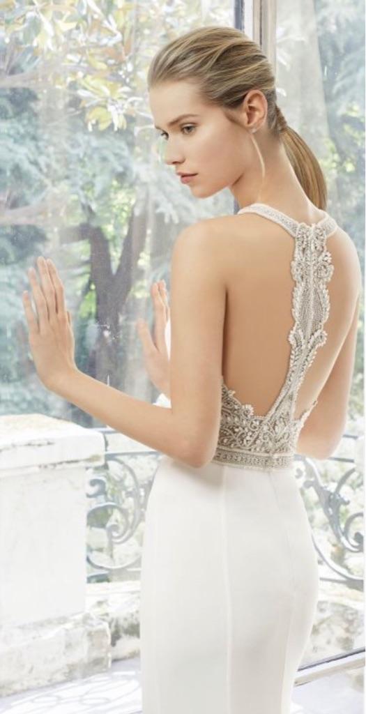 Brand New Rosa Clara Couture Magico Wedding Dress