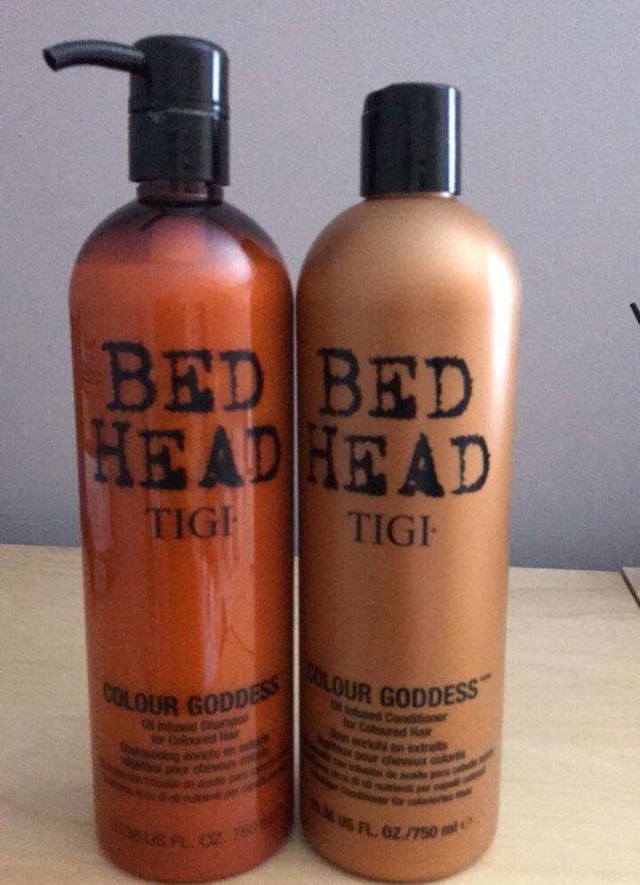 Tigi Bed Head colour goddess shampoo and conditioner, brand new & unopened