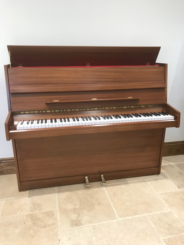 Eavestaff Piano - 5 Year Warranty