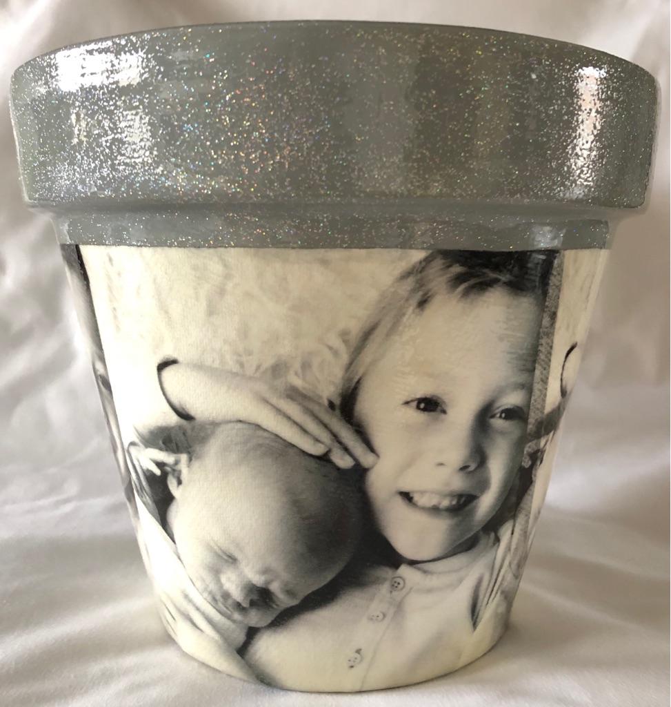 Handmade Terracotta Plant Pot