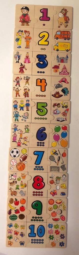 Wooden toys bundle