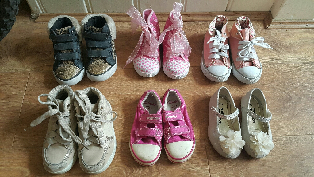 13 pairs shoes & boots bundles