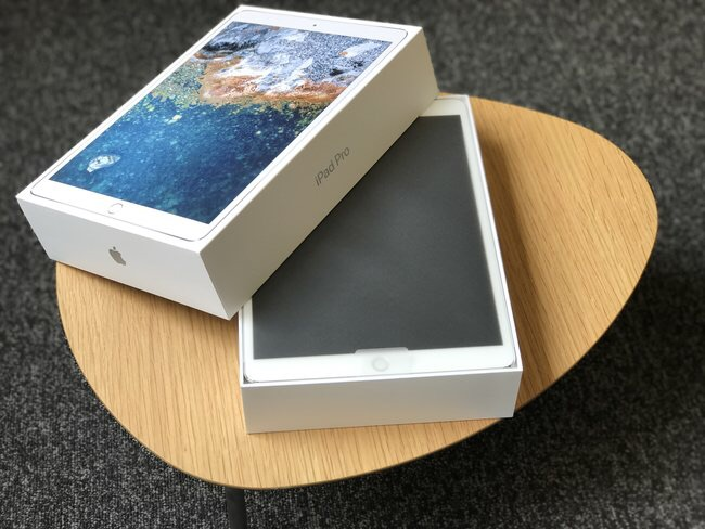 Apple iPad Pro 64GB Silver WiFi & Cellular (4G)
