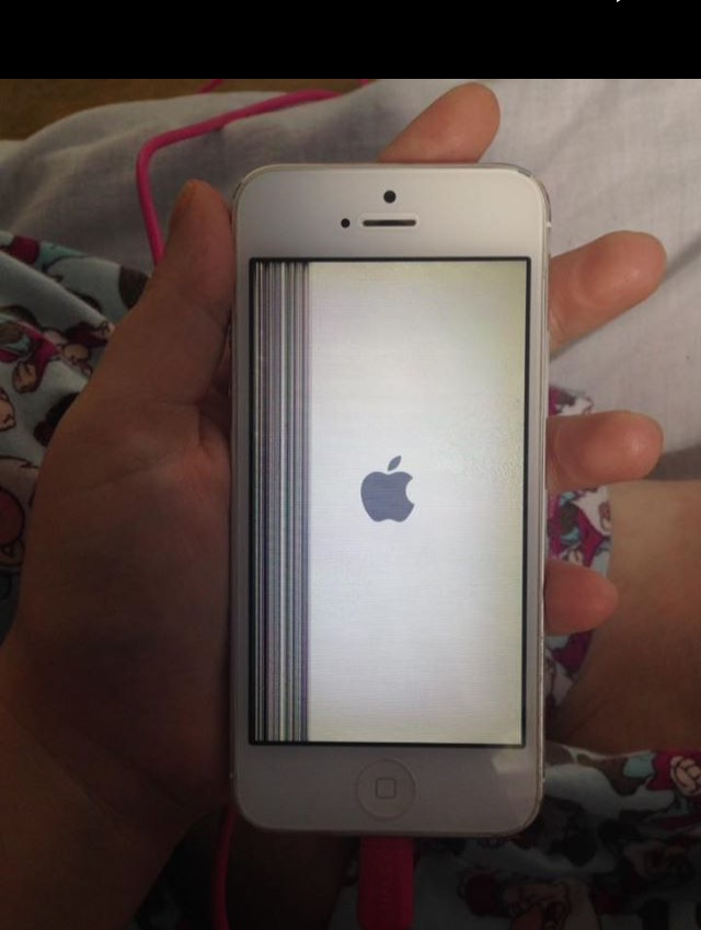Water Damaged IPhone 5 On Vodafone, Spares And Repairs, Offers?