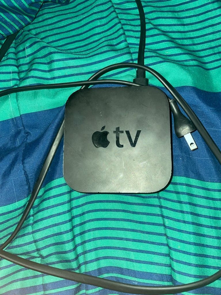 Apple TV 4k • We can talk price