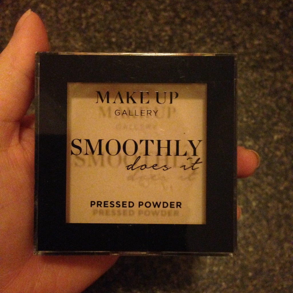Brand New Pressed Powder, Natural Beige 2