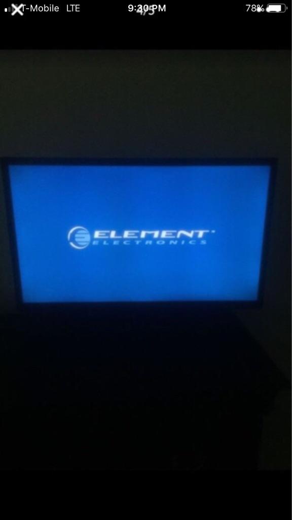 "32"" Element TV"