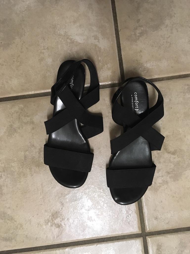 Comfort plus heels