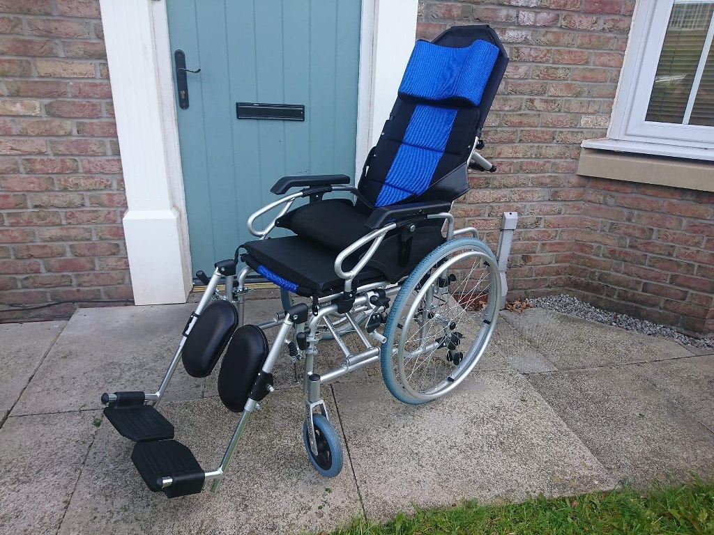 Wheelchair Ugo esteem deluxe self propelled