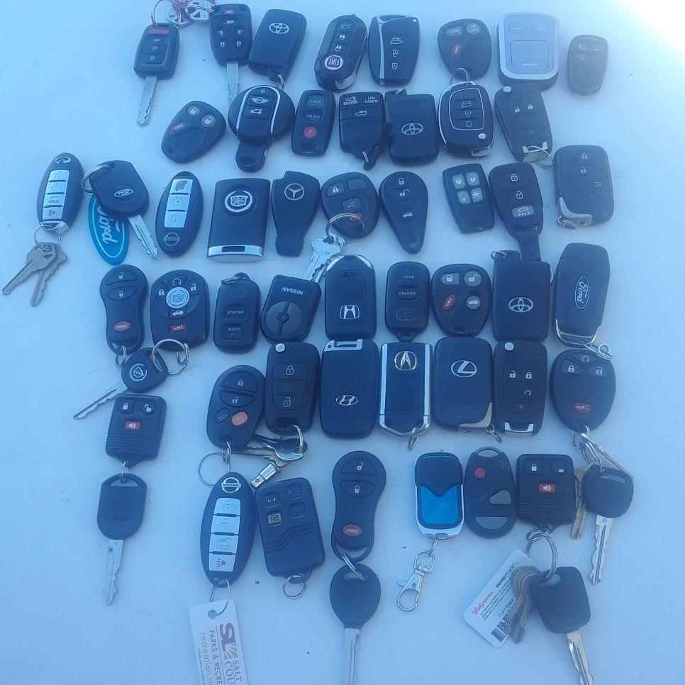 Car Remote Controls