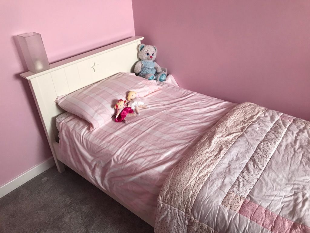 Children's single bed from Next