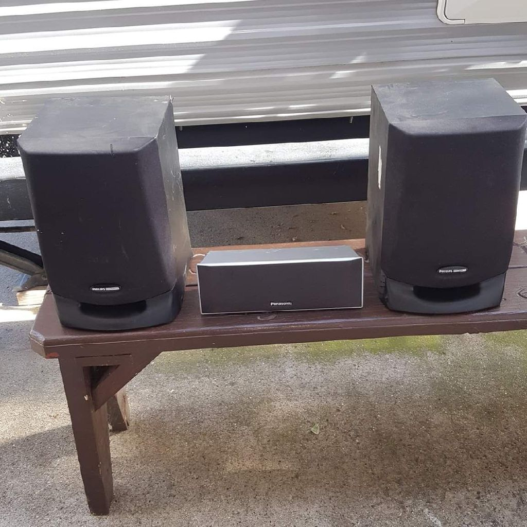 HOME SYSTEM SPEAKERS