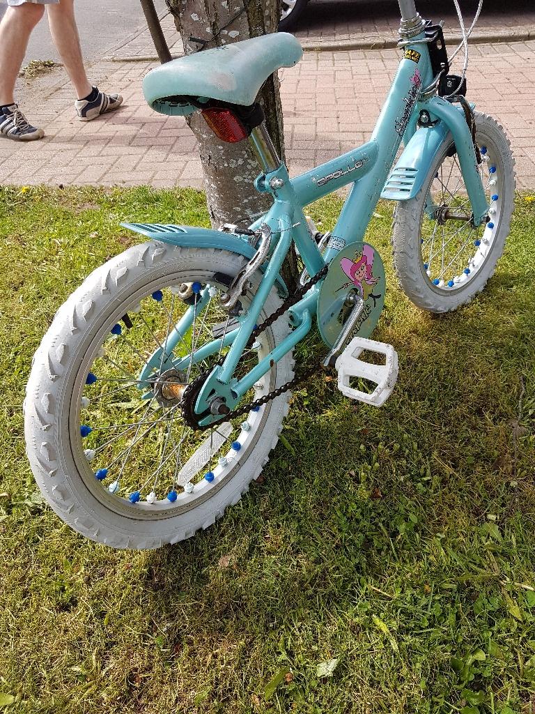 Girls Apollo Sparkle bike