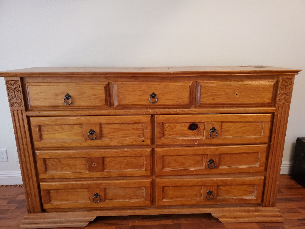 Large Spanish dresser
