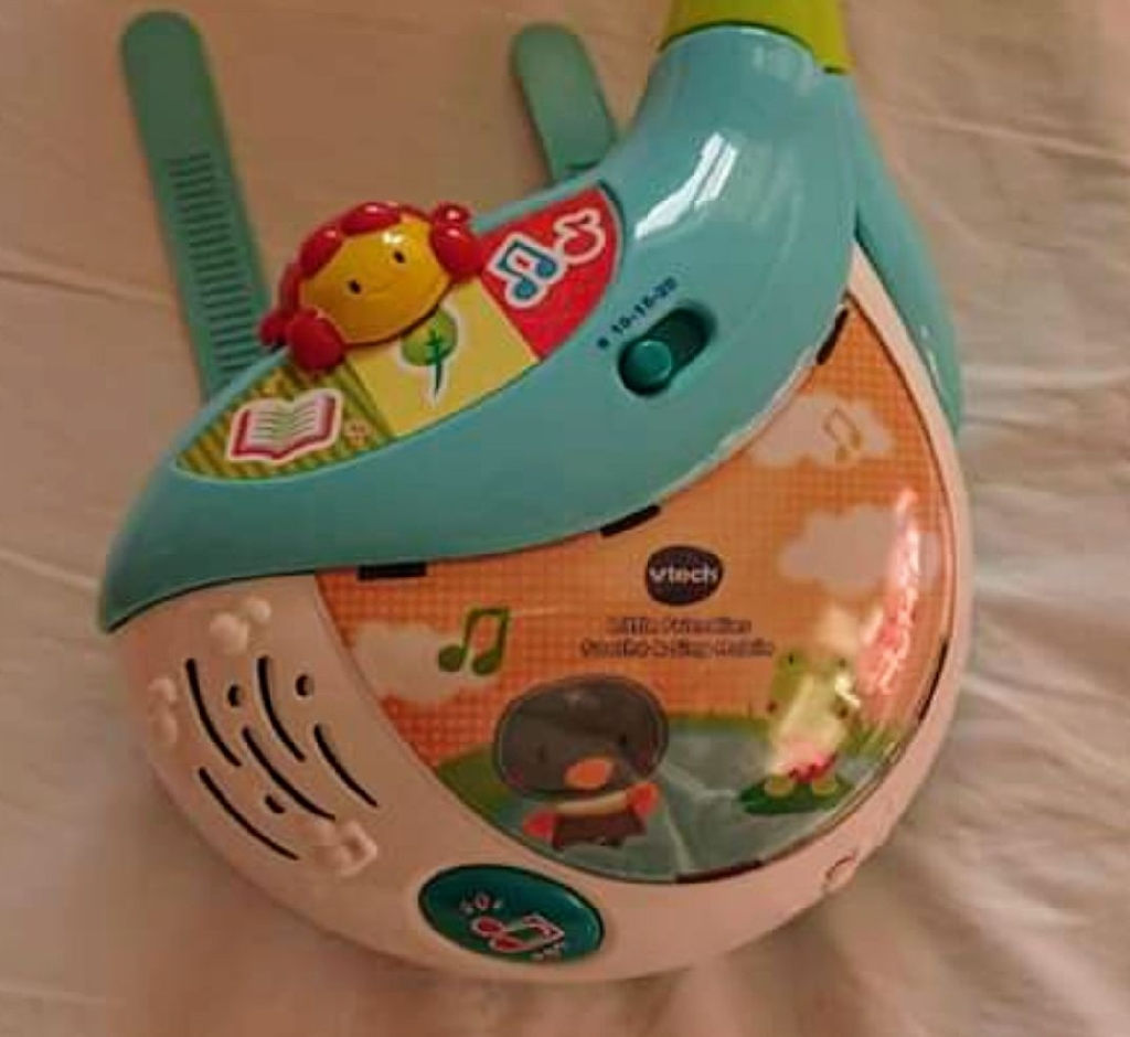 Vtech sing and soothe cot mobile