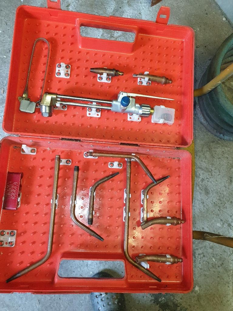 Oxy acetylene full kit