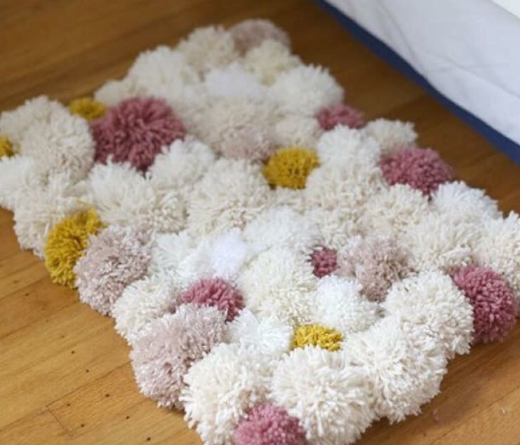 Made to order Pom Pom rugs
