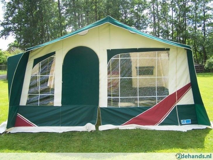 Janet Arizona trailer tent
