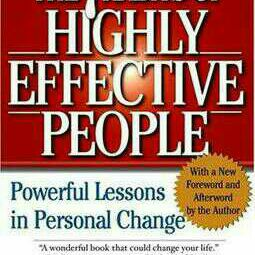 E-book: 7 habit of highly effective people