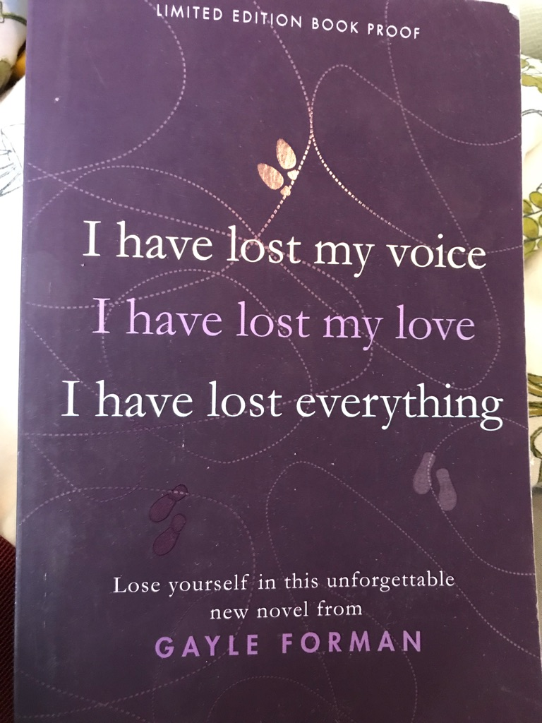 I Have Lost my Way- Gale Forman