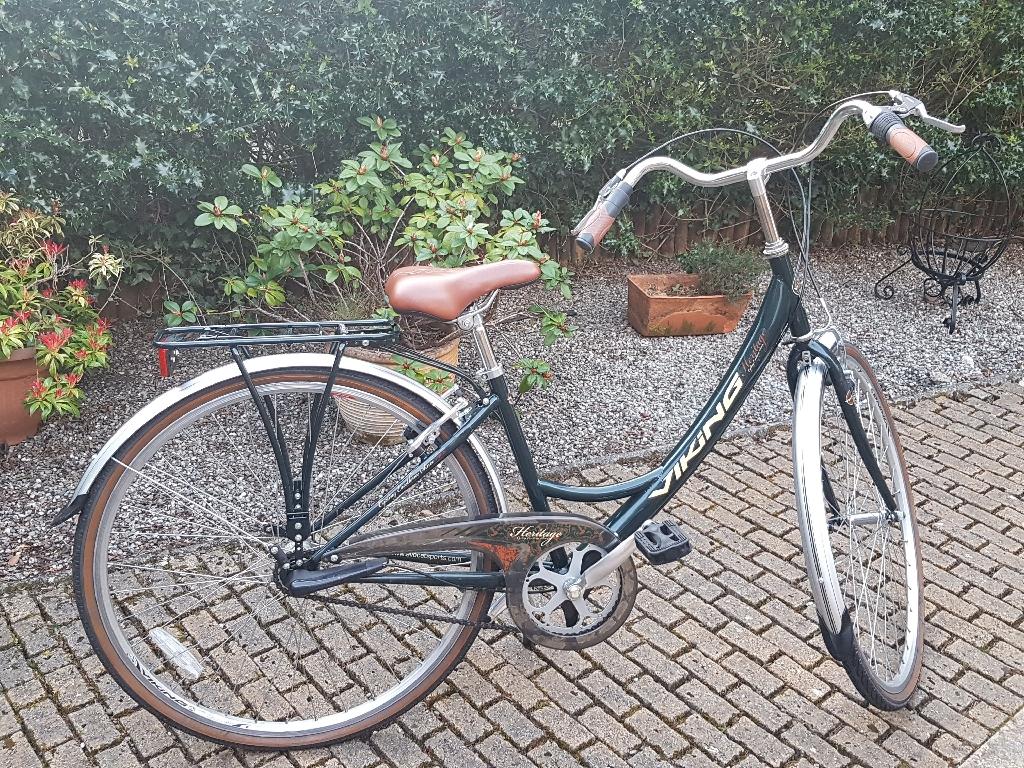 Ladies Viking Heritage bike