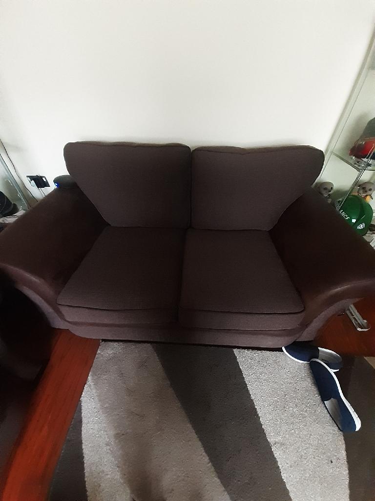 Twin sofas
