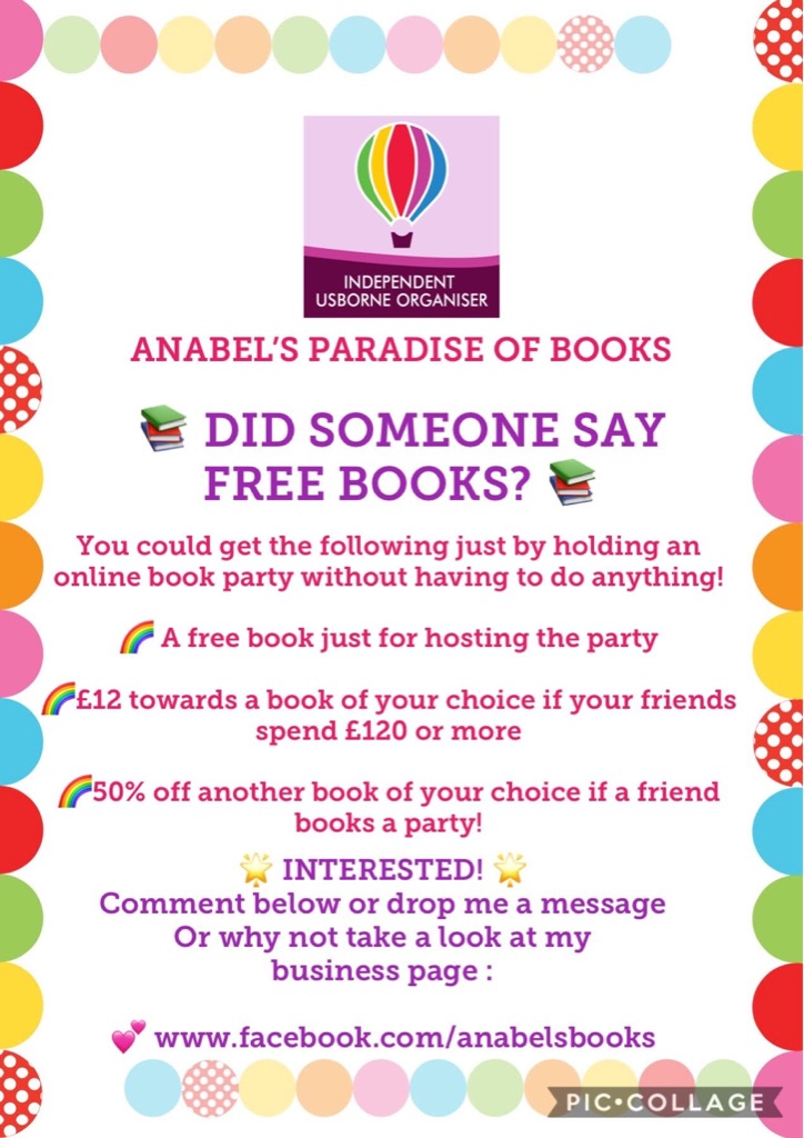 ✨ Host your own book party! ✨