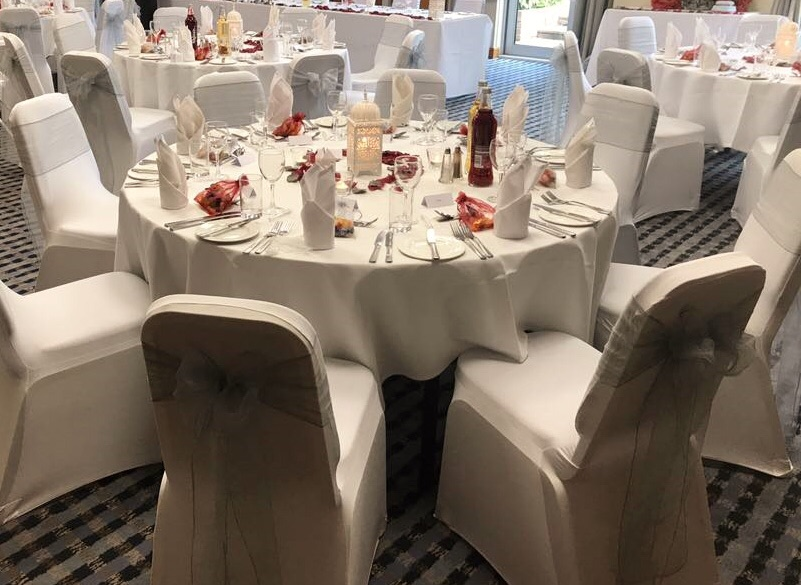Seat So Sweet - Chair Cover Hire London