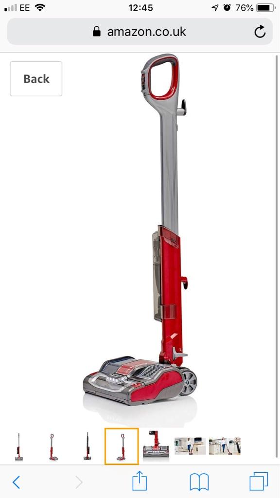 Shark rocket power head vacuum cleaner