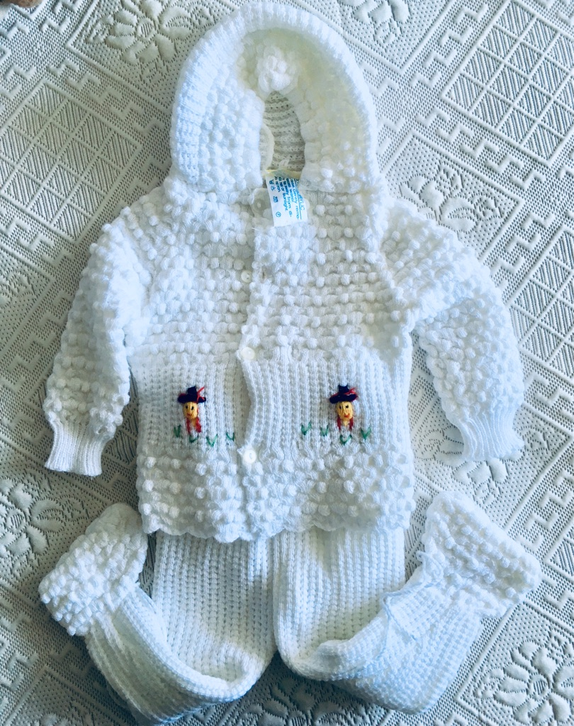 BABY LAYETTE By MICHAEL LEON