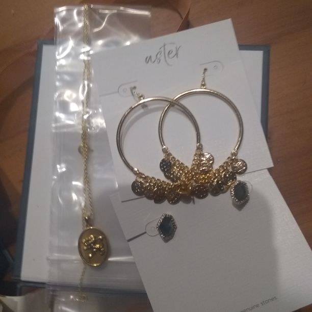 Aster and ava Rose jewlery
