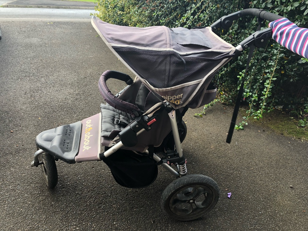 Out and About 360 pushchair