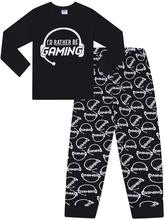 Boys cool 'I'd rather be gaming' pyjamas
