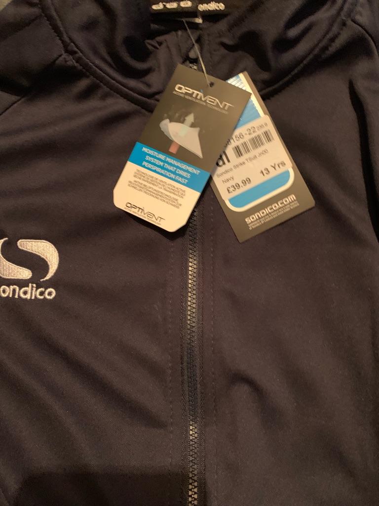 Sondico tracksuit