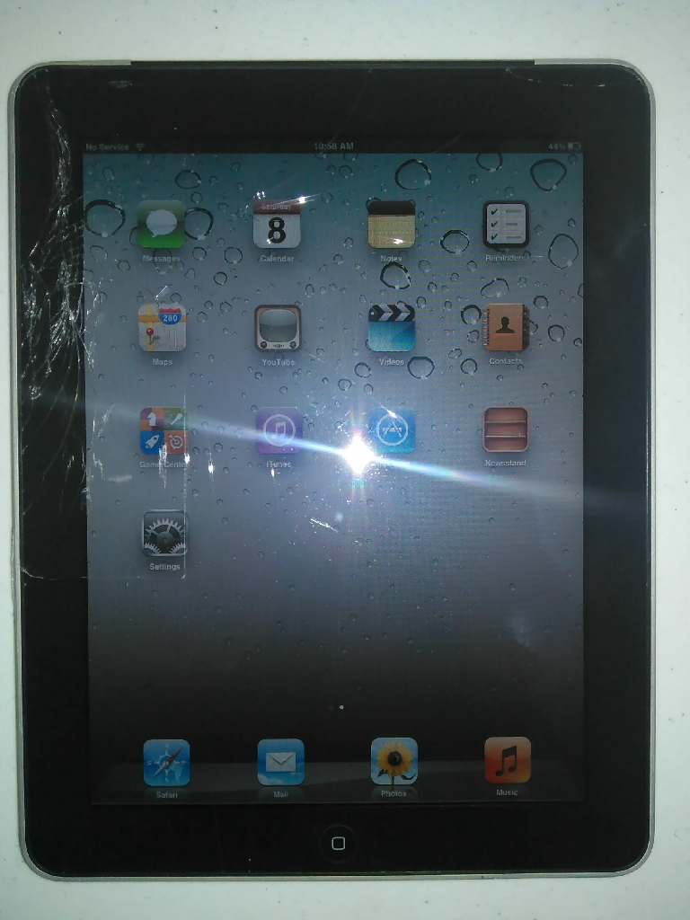 Apple iPad 1 A1337 Wifi and Optional Cellular Service