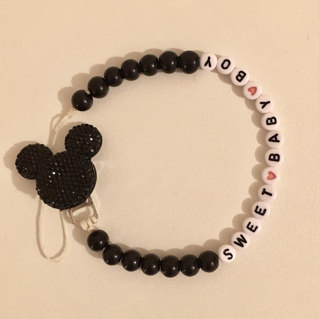 Black Mickey dummy chain